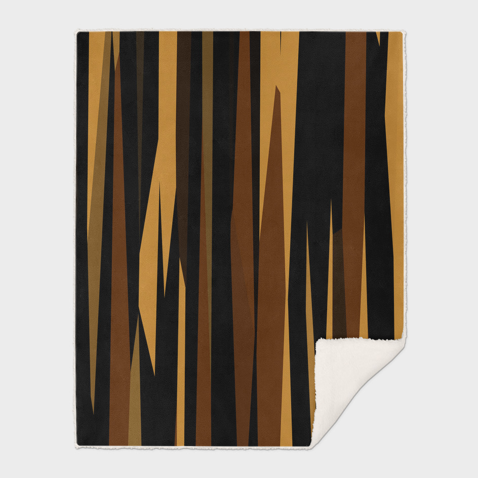 Golden Wood Grain dark