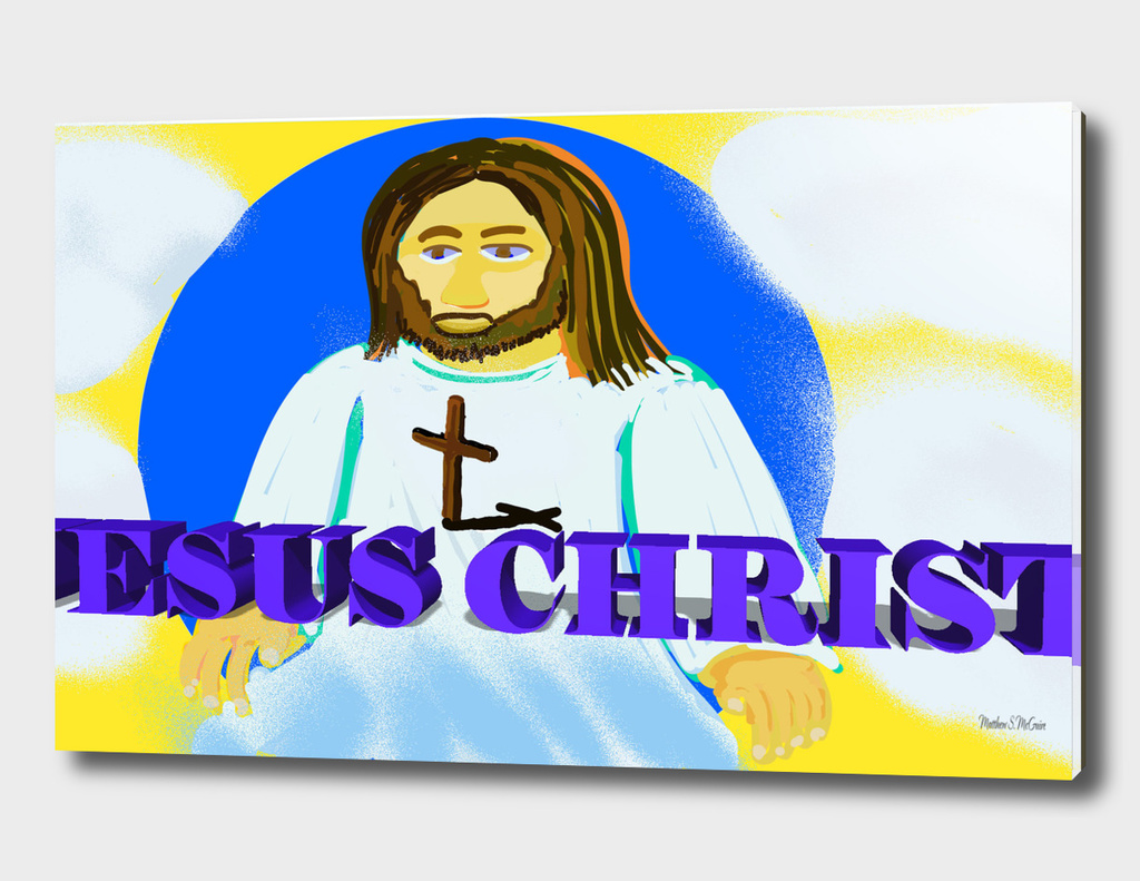 Jesus-Christ Paint 2017