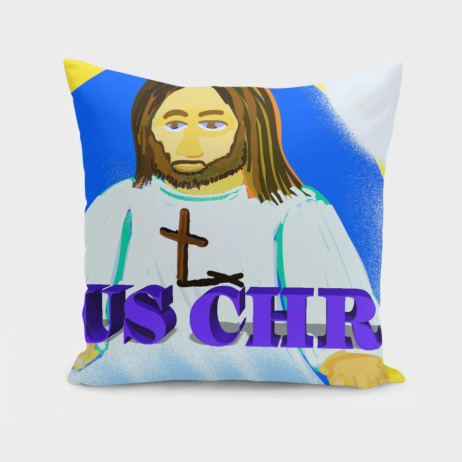Jesus-Christ Paint 2017