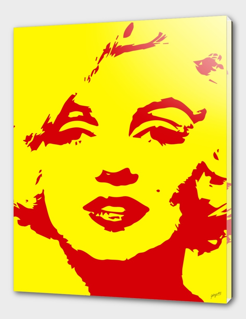MARILYN MONROE POP ART-2