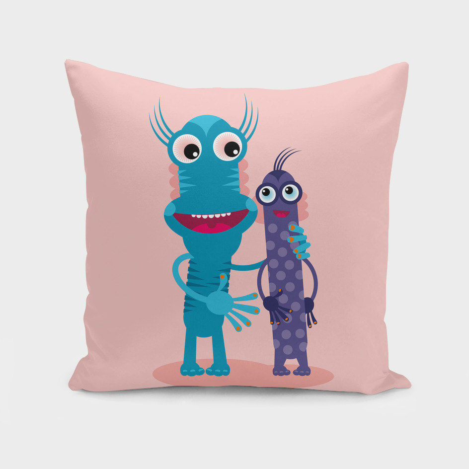 Blau and Pindi