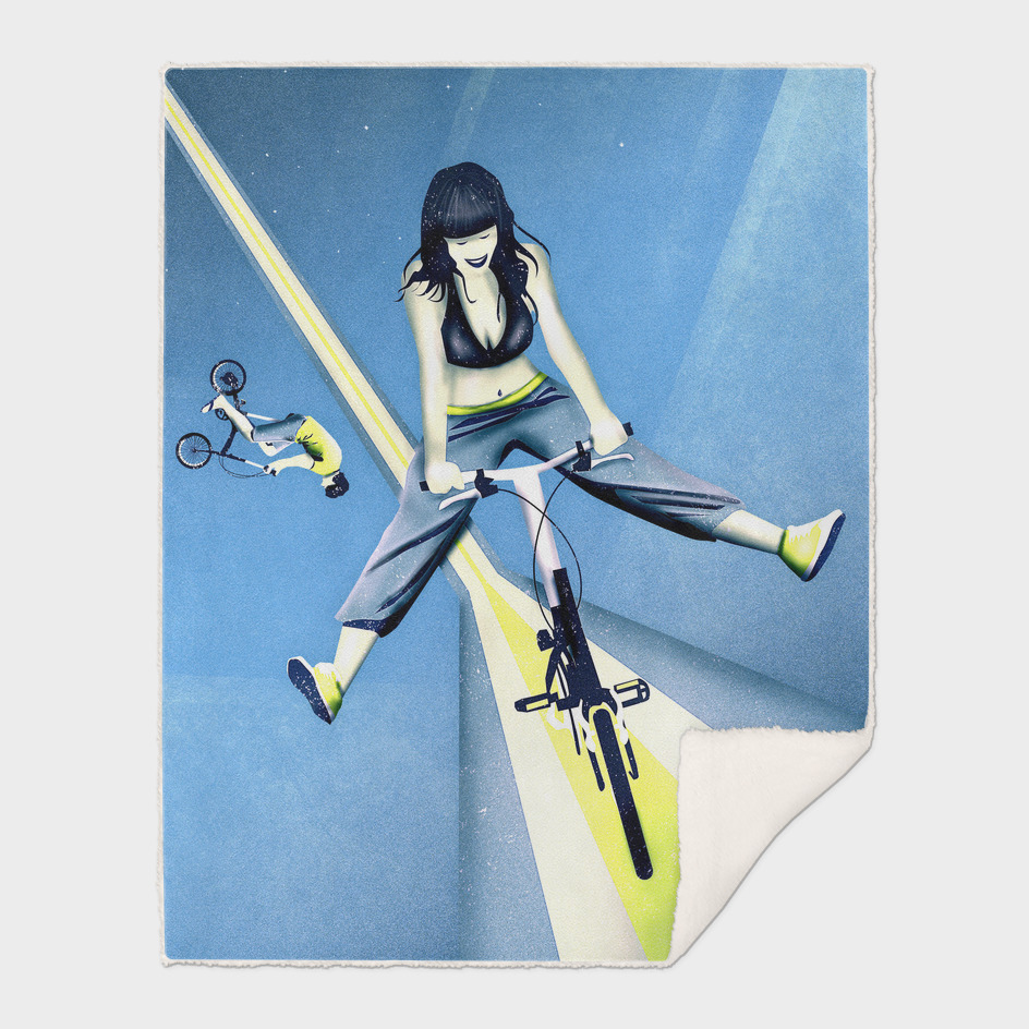 Happy Joyride (Blue Yellow Version)