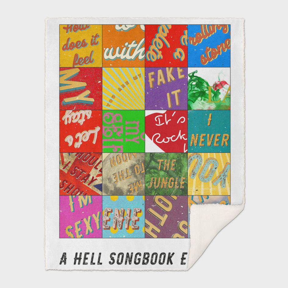 Hell Songbook Edition # 21 - # 40