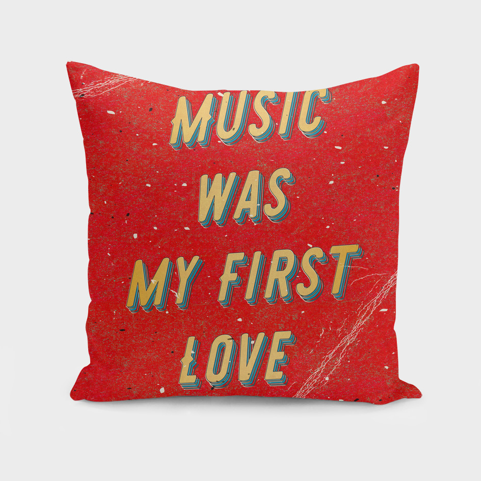 Music was my First Love - A Hell Songbook Edition