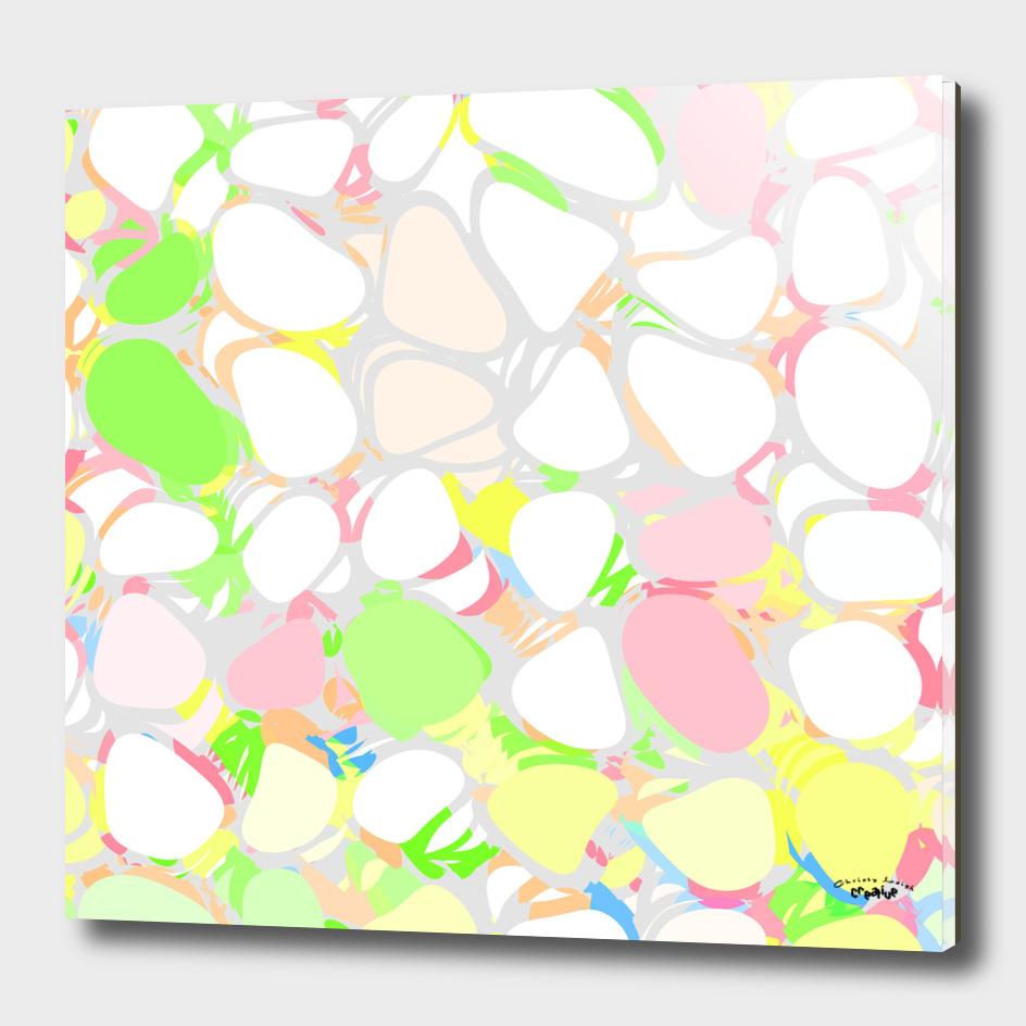 Layered Pastels