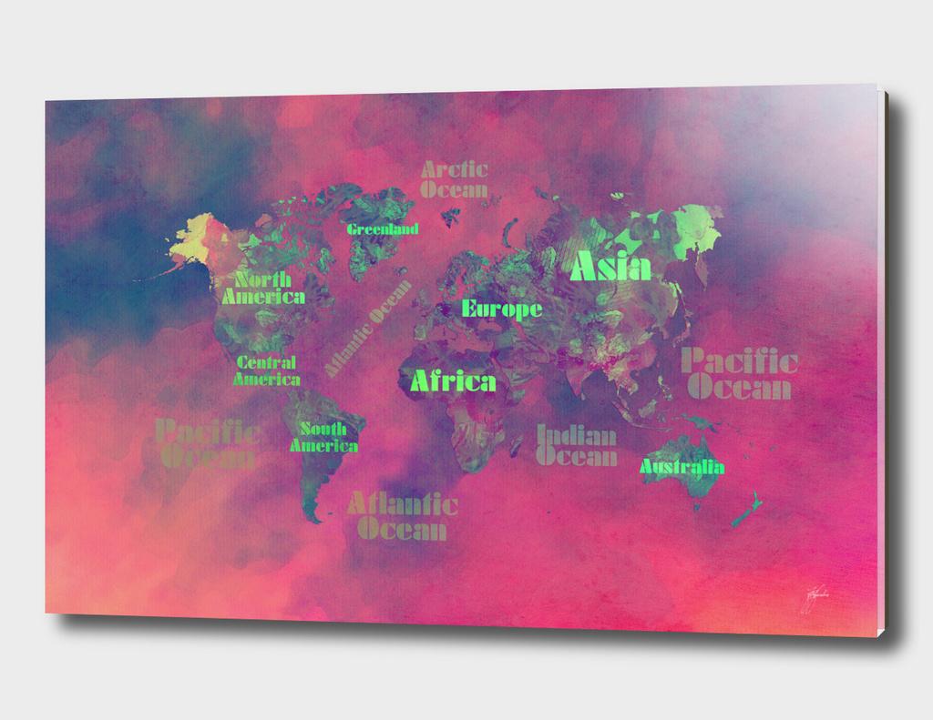 world map 49