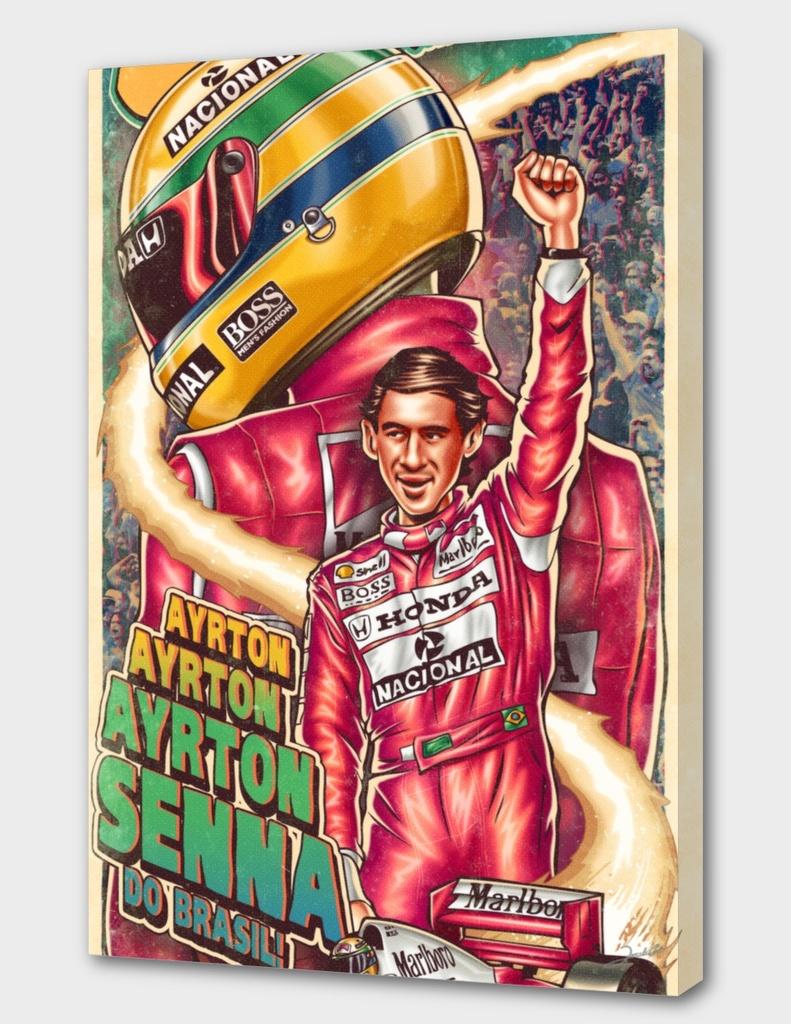Ayrton Senna do Brasil