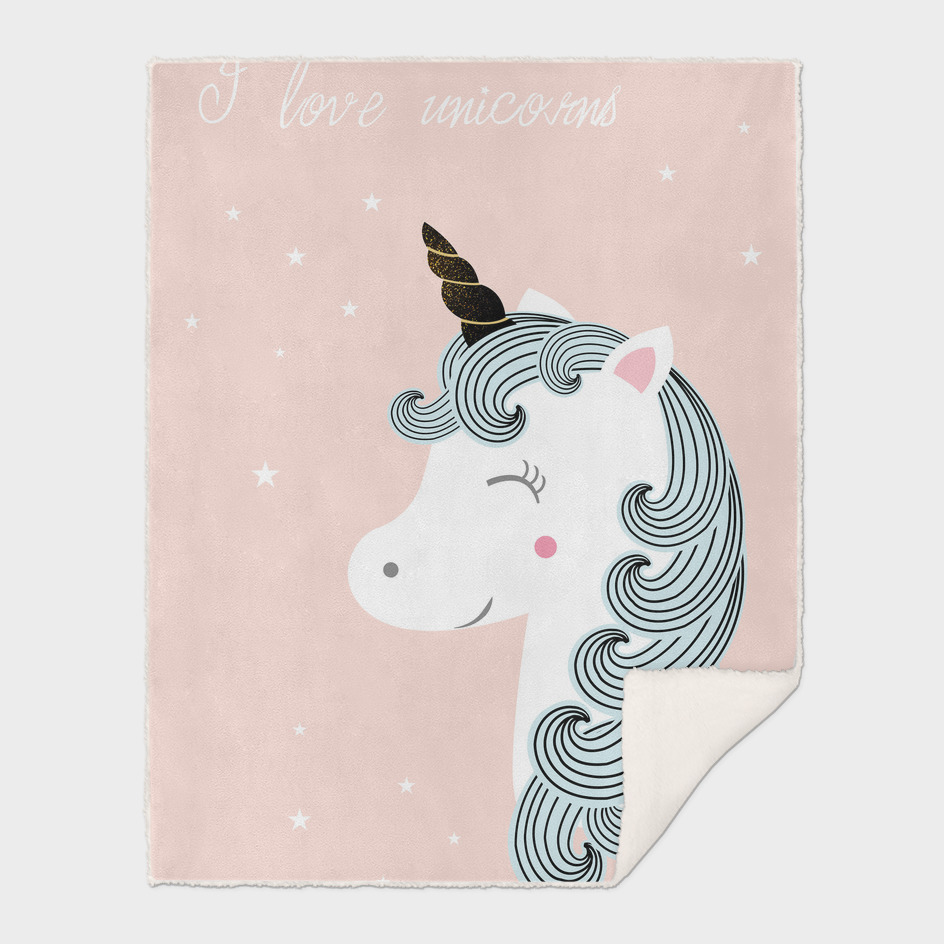 Lovely unicorn