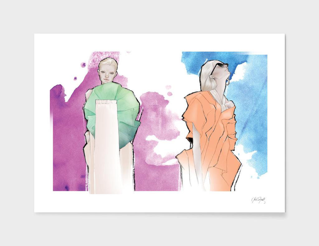 Ilja Couture SS 2016 / Maticevski SS 2017