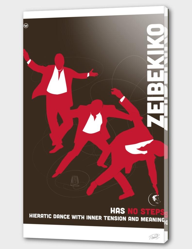 Zeibekiko Steps