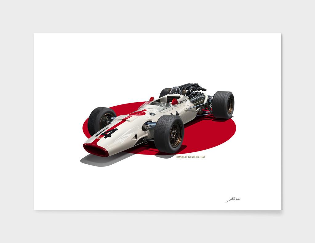 Honda F1 RA300