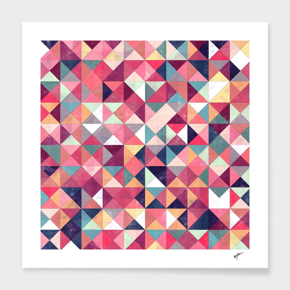 Lovely geometric #4