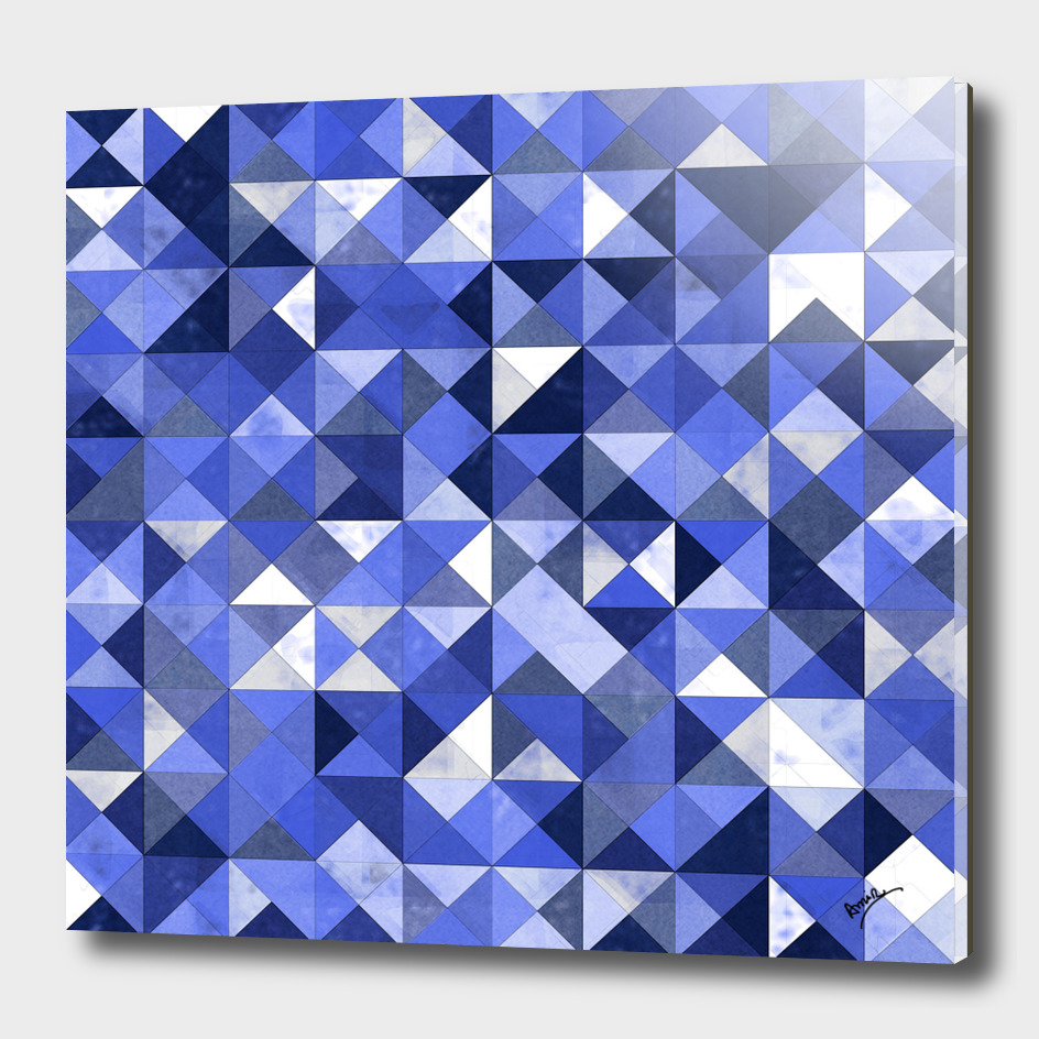 Lovely Geometric Background