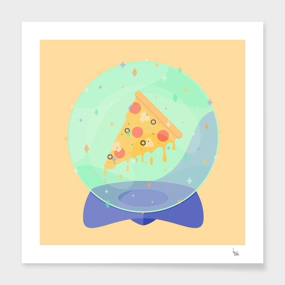 The Future is Pizza