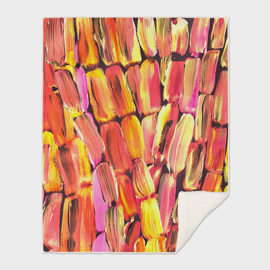 Red Orange Sugarcane
