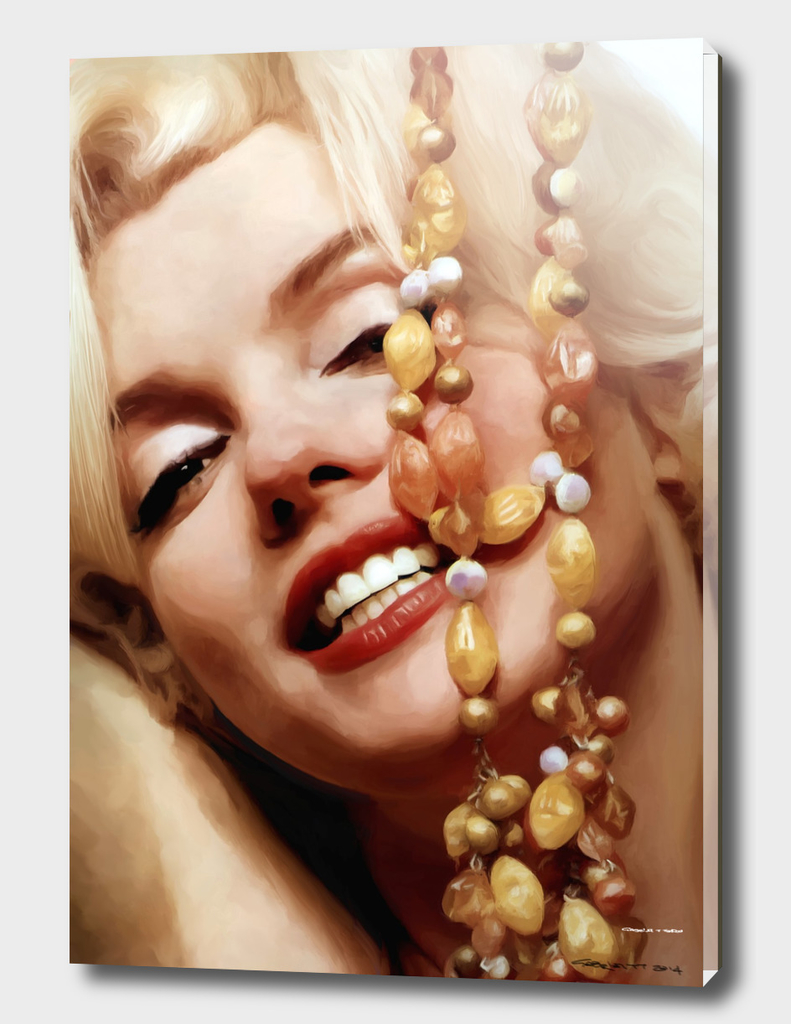 Marilyn Monroe Portrait #5