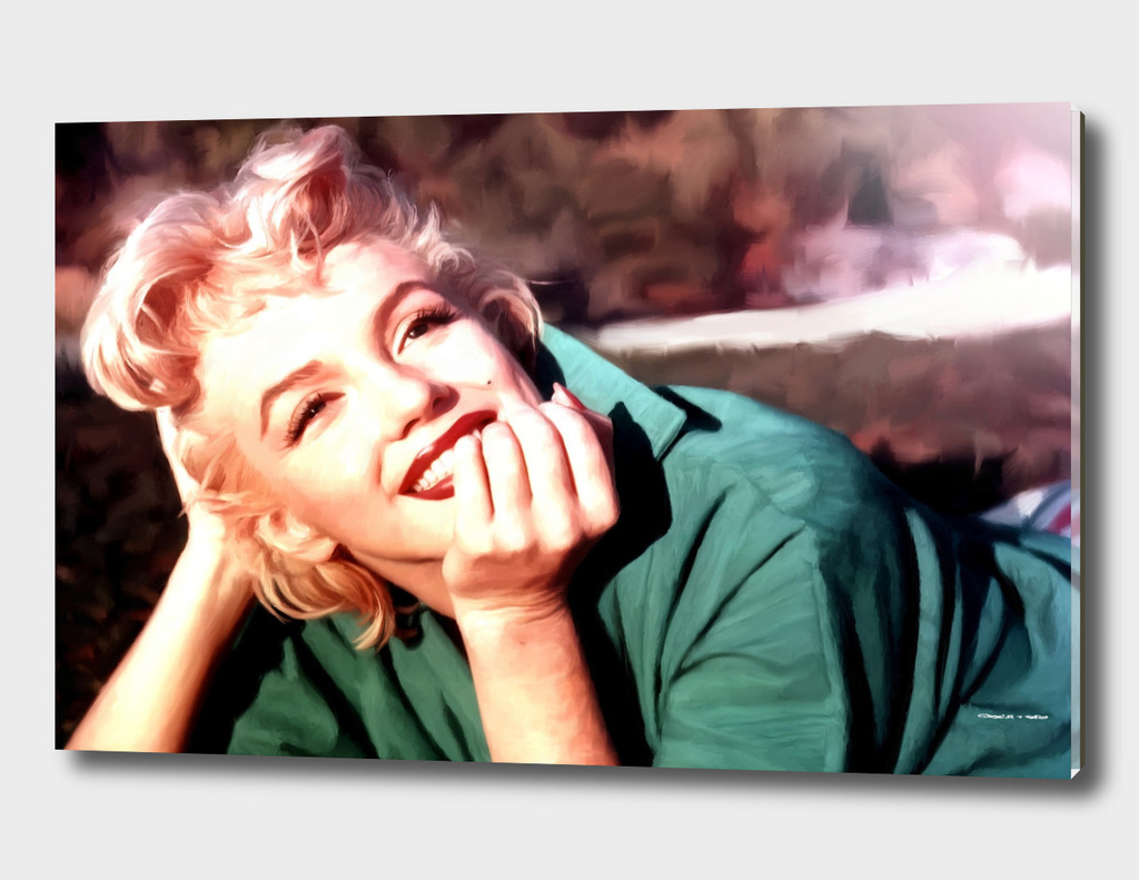 Marilyn Monroe Portrait #6
