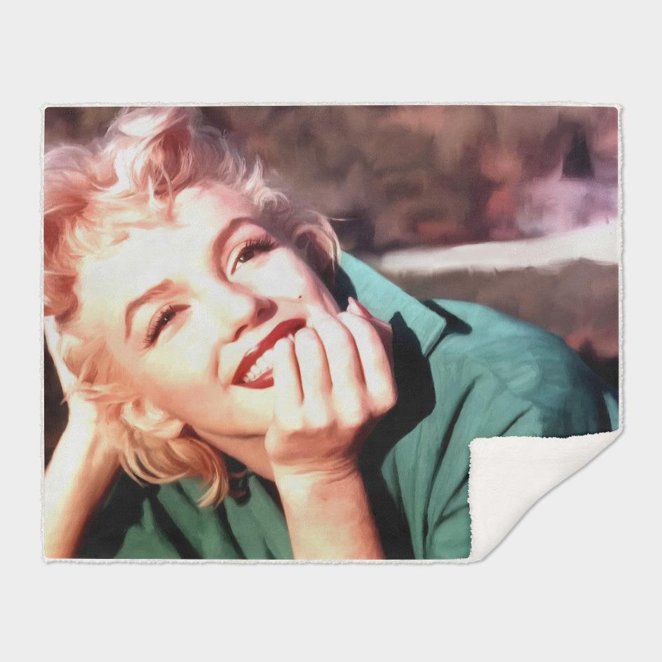 Marilyn Monroe Portrait #6