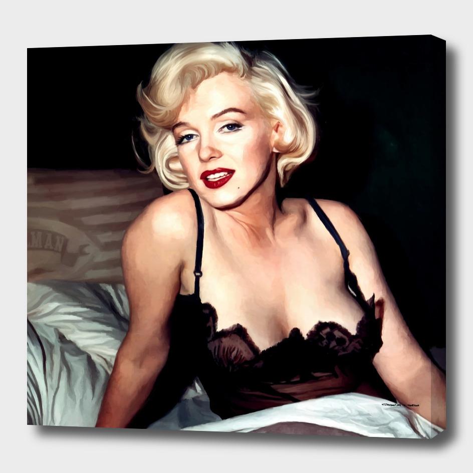 Marilyn Monroe Portrait #10