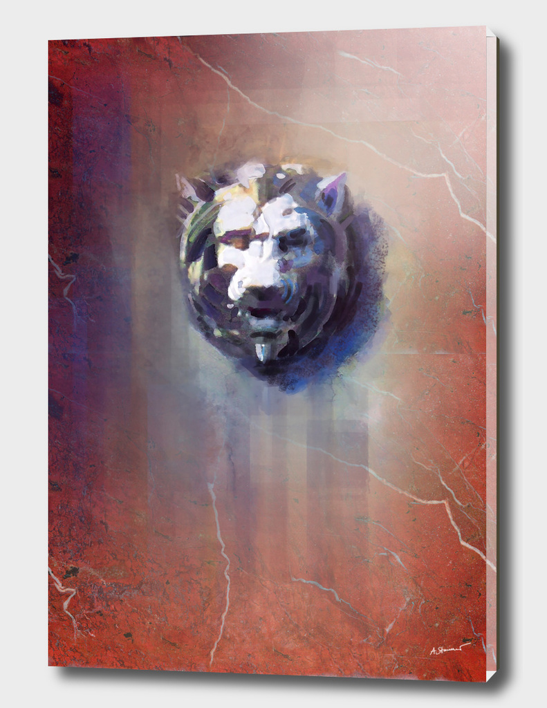 Lionhead Red Marble