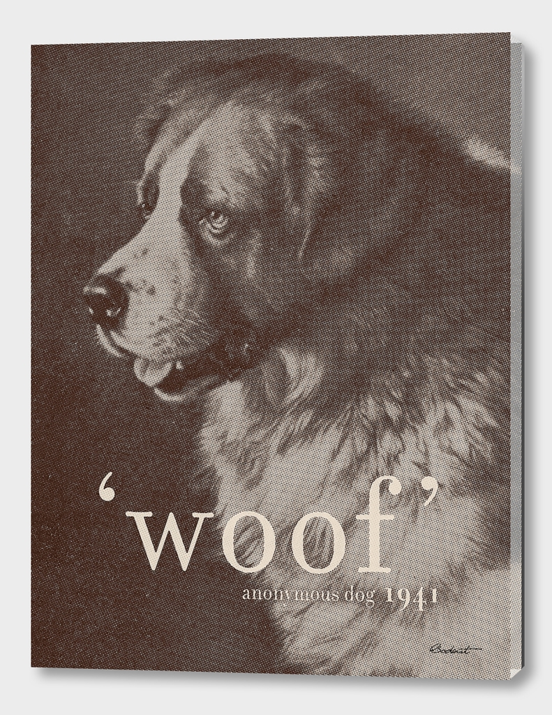 Famous Quotes #1 (anonymous dog, 1941)