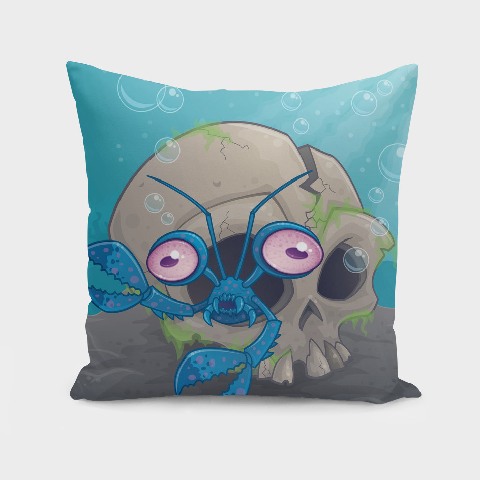 Eye Crustacea