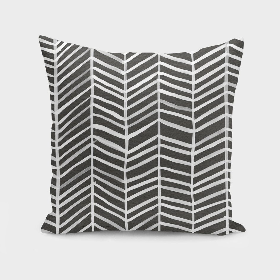 Herringbone (Black)