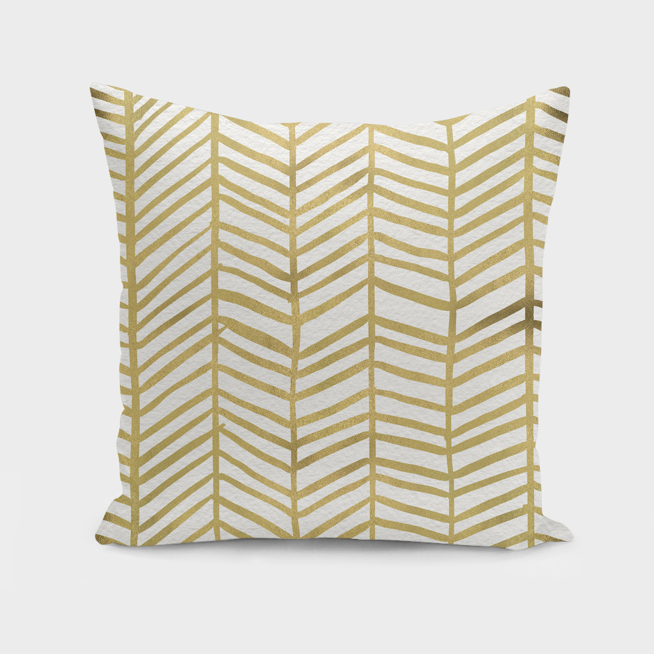 Herringbone (Gold)