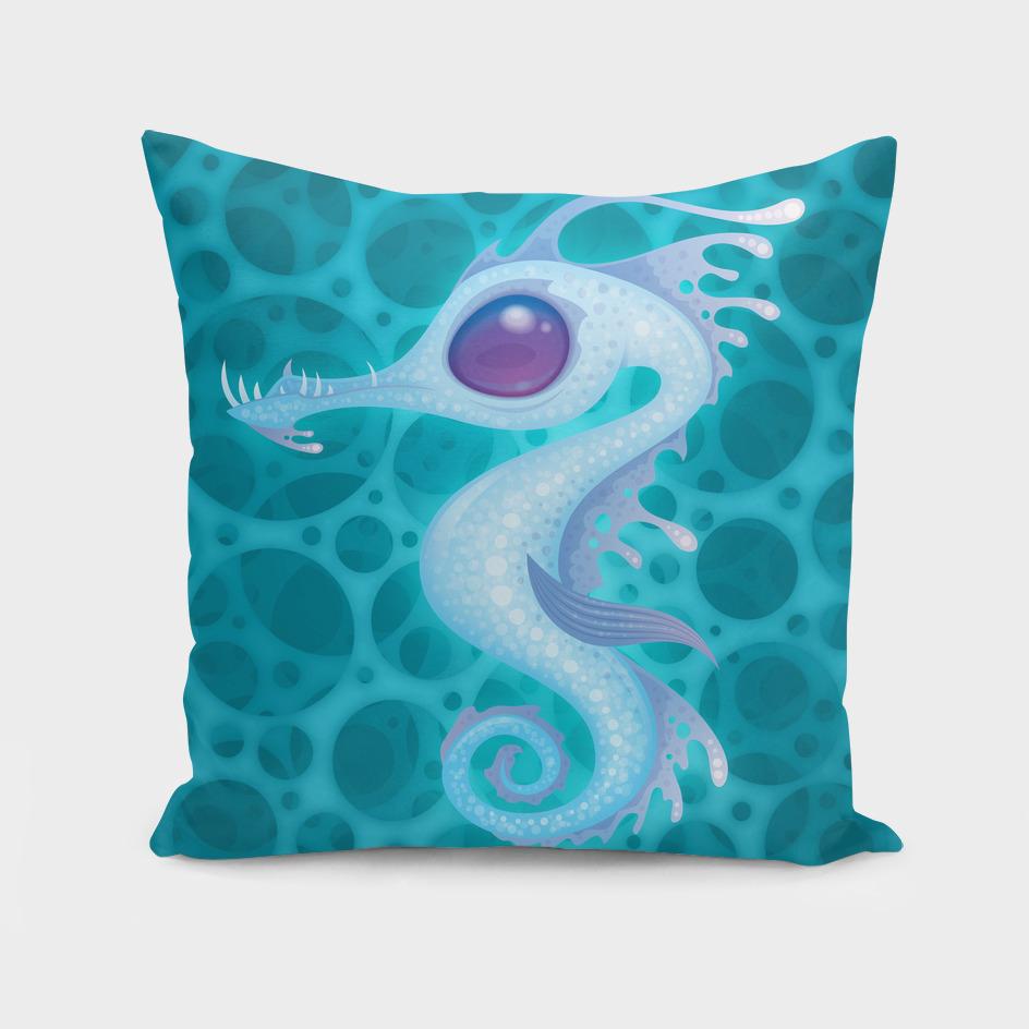 White Sea Dragon