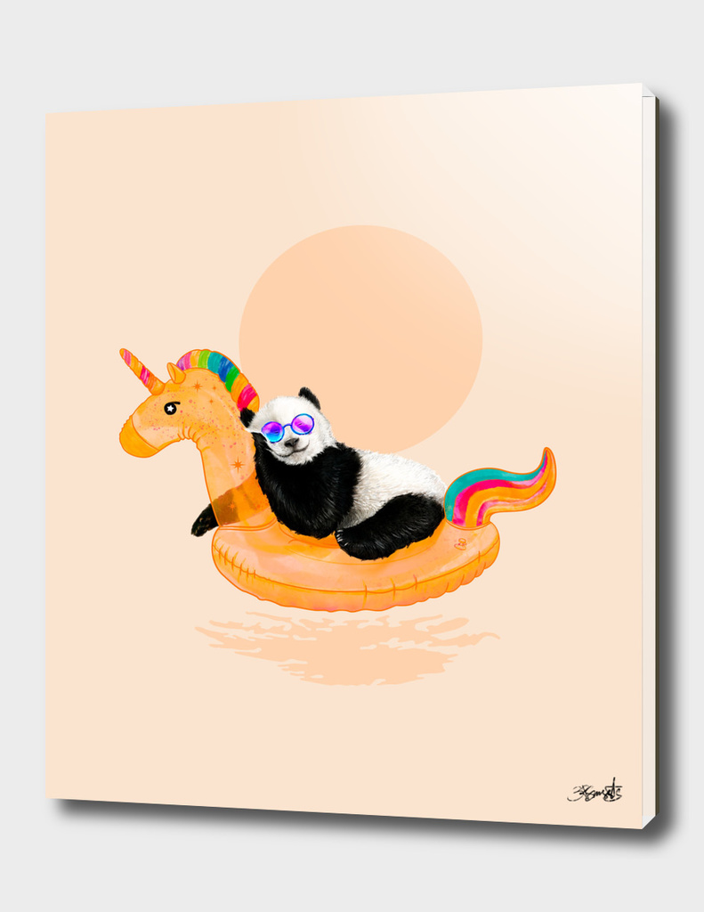 Chillin, Unicorn Panda