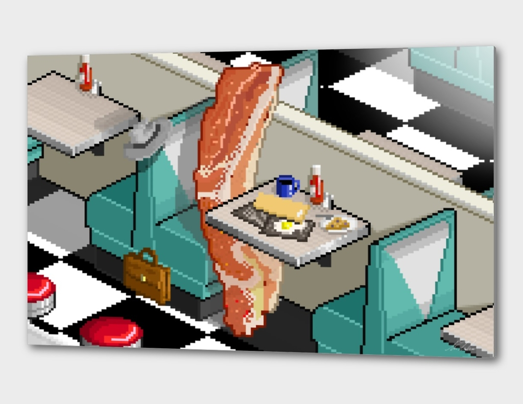 Bacon Detective