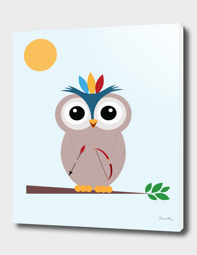 brave owl