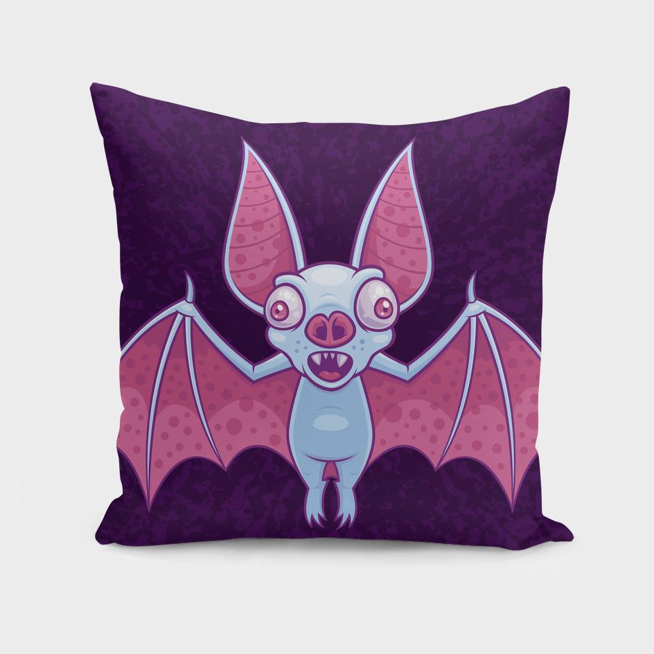 Albino Vampire Bat