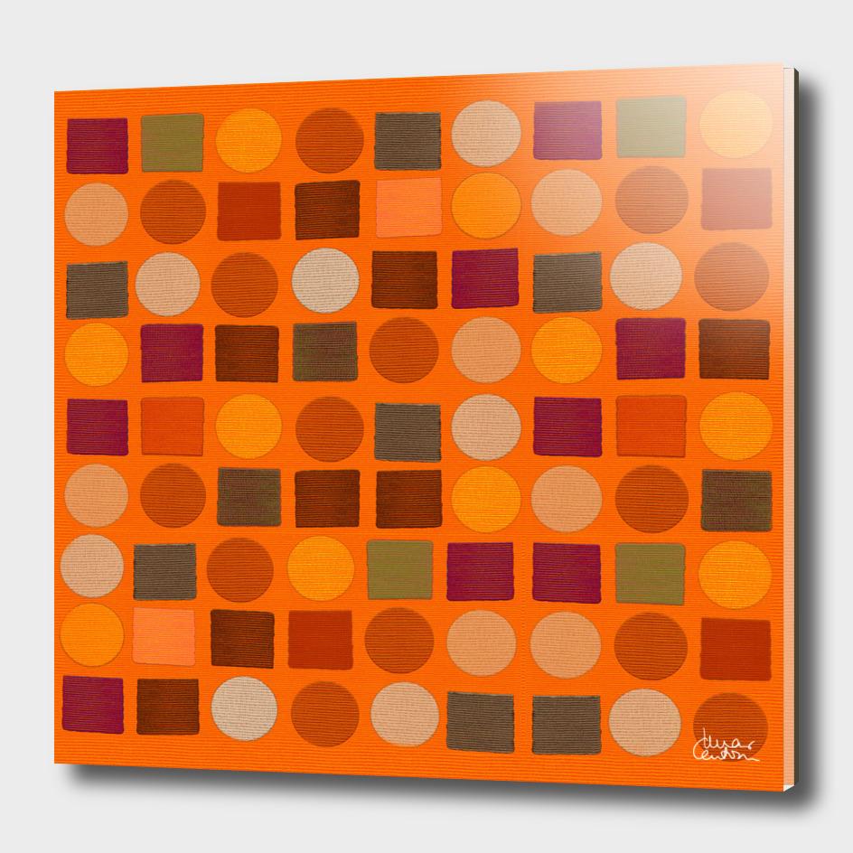 """Warm spots & squares (pattern)"""