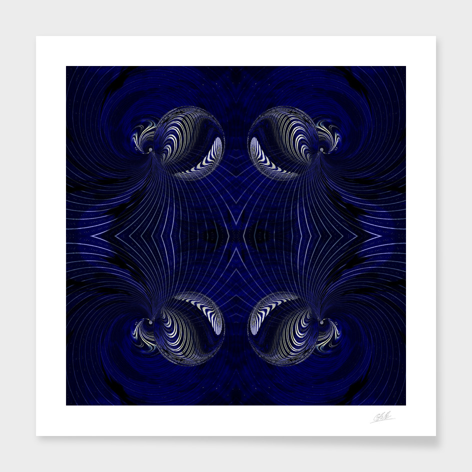Blue Space - Three