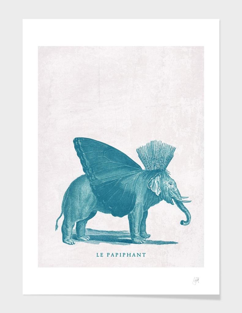Le Papiphant