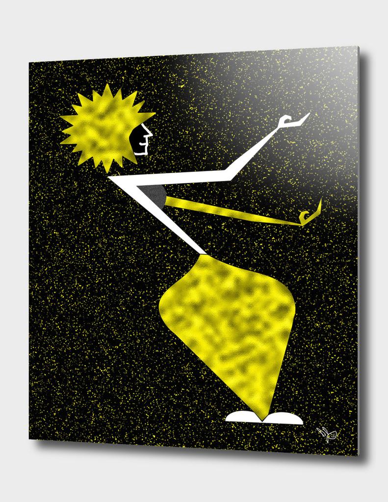 Starlight Sister Yellow