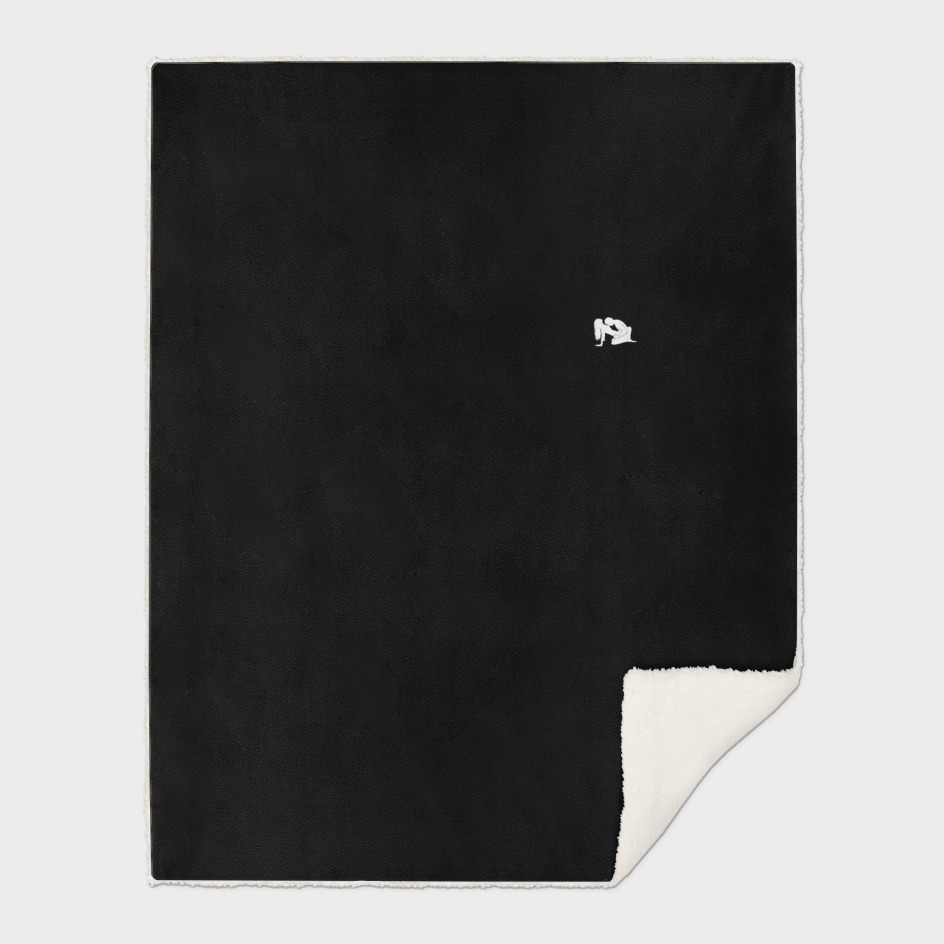 Digital Age Black Square With A Hot Pixel