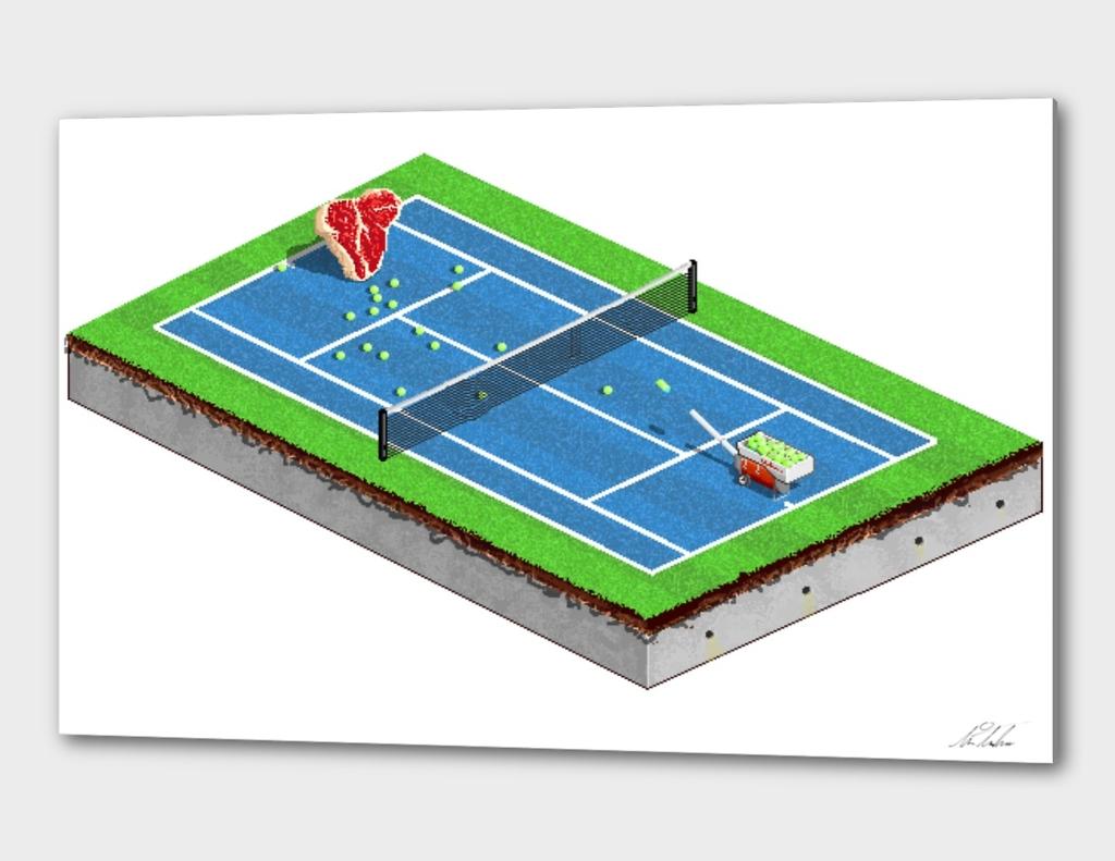 tennis meating
