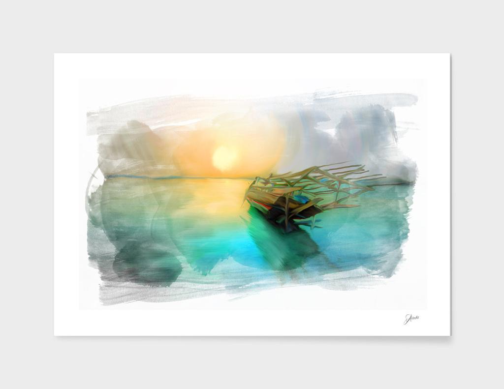 Pacific boat II