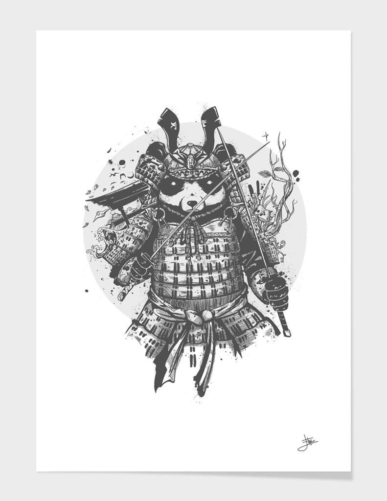 panda samurai