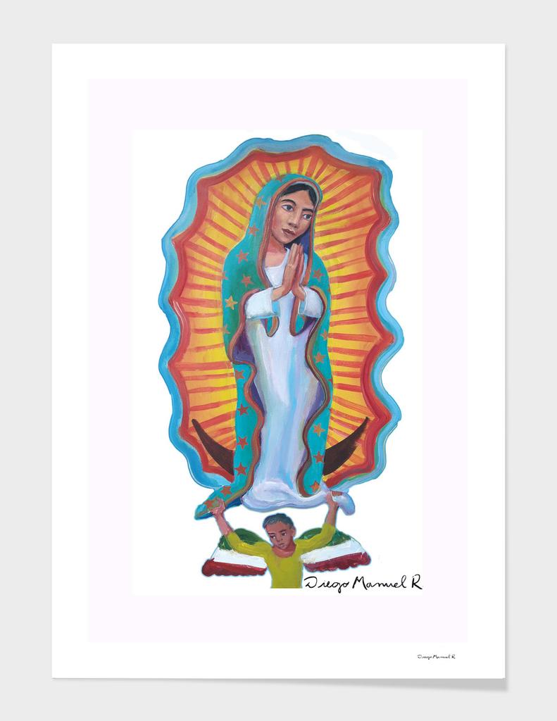 Virgen de Guadalupe 3