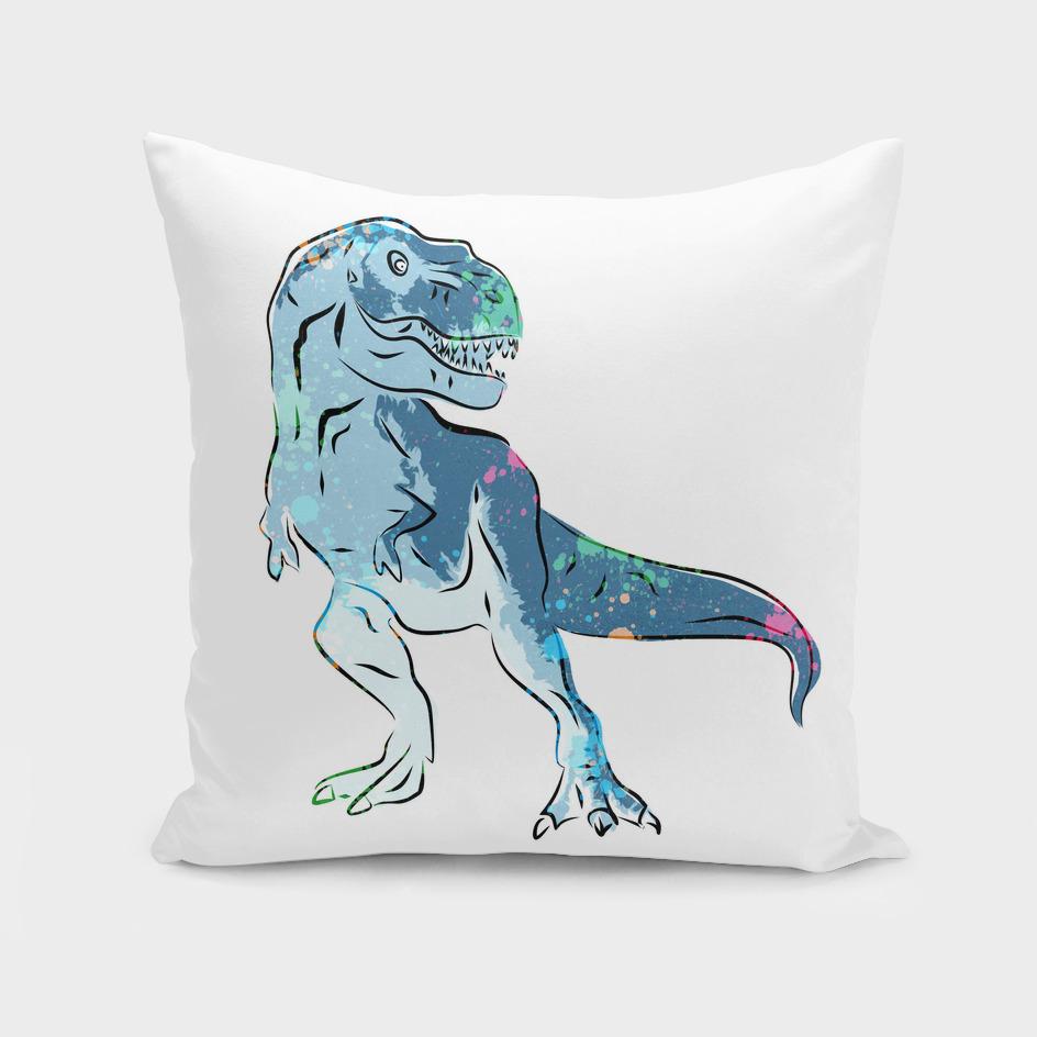 T-Rex   Pop Art