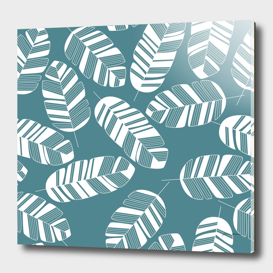 Tropical pattern 015