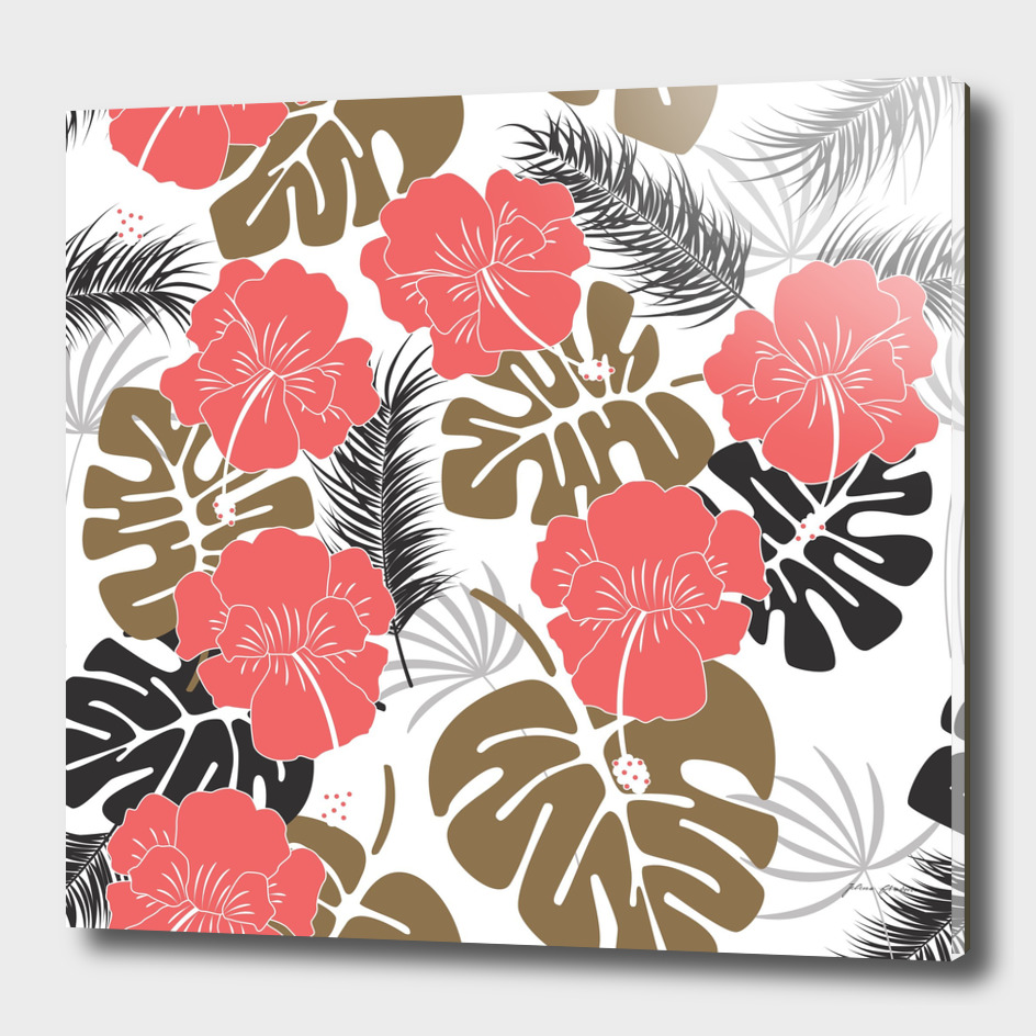 Tropical pattern 024