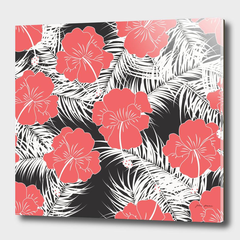 Tropical pattern 025