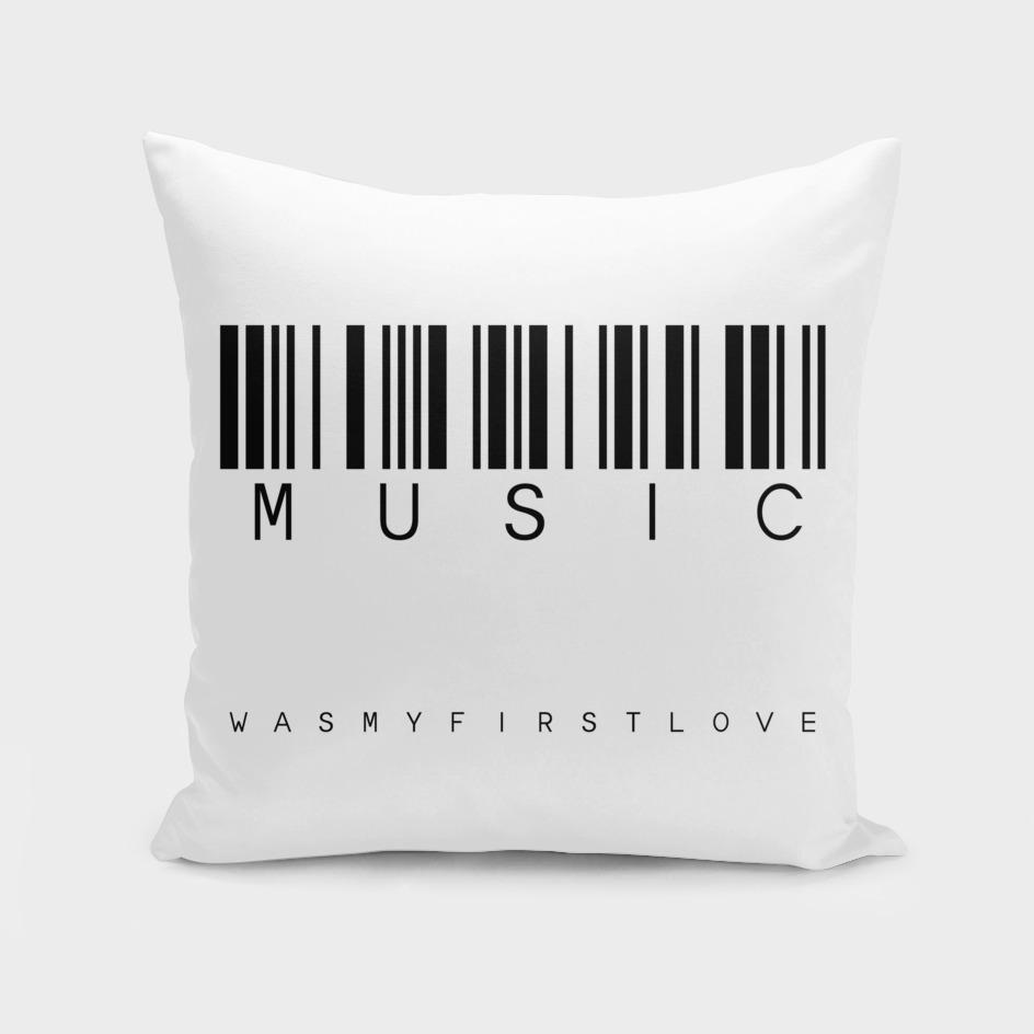 Barcode MUSIC