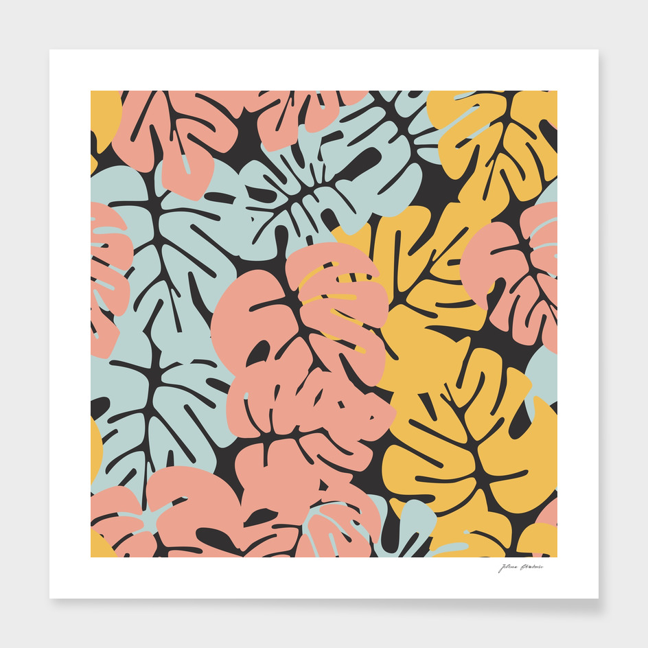Tropical pattern 032