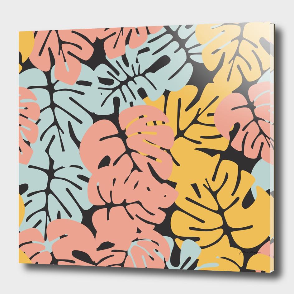 Tropical pattern 032