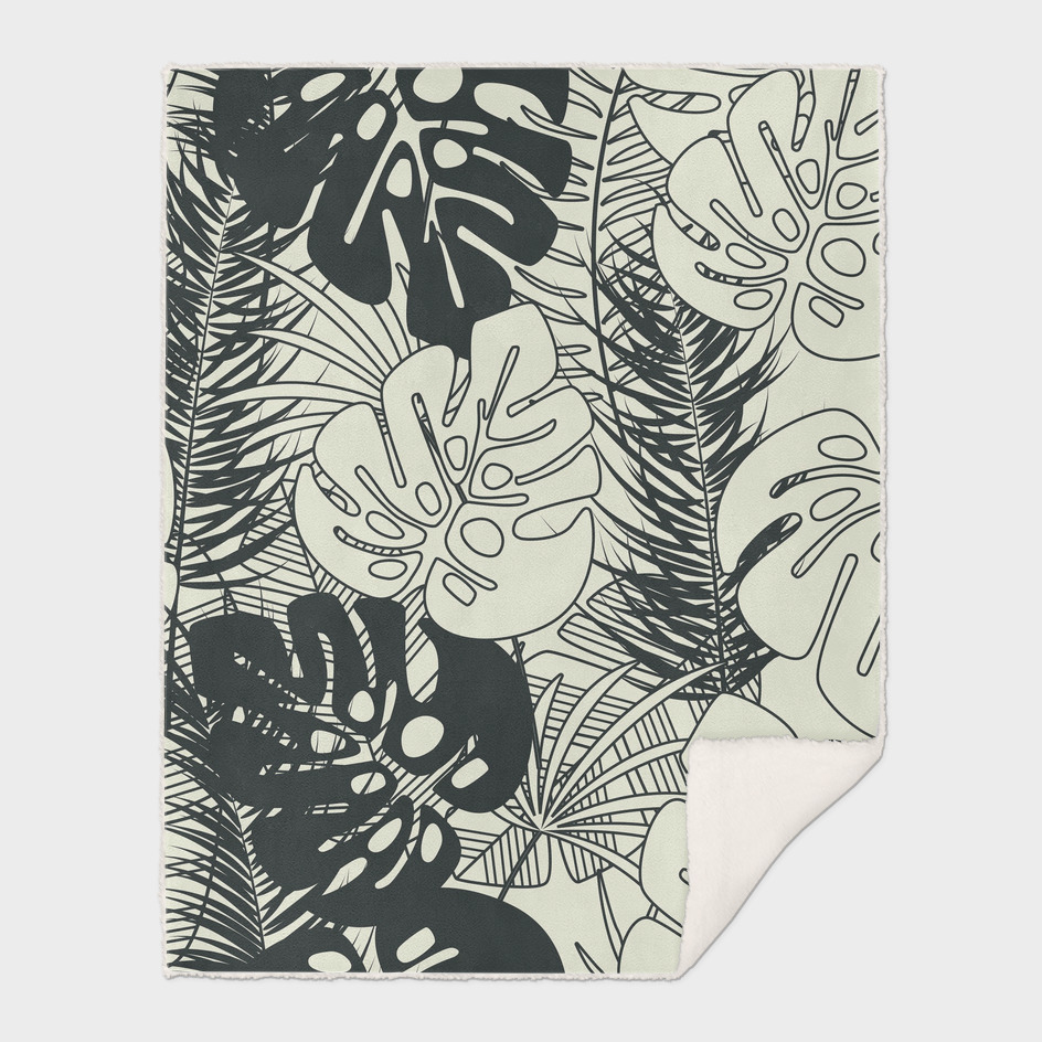 Tropical pattern 035